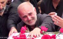 مراسم تشییع و تدفین شهید مدافع حرم جهانگیر جعفری نیا