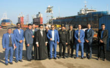 گزارش تصویری / بازدید امام جمعه بندرانزلی از کارخانه کشتی سازی هفتم آذر نداجا
