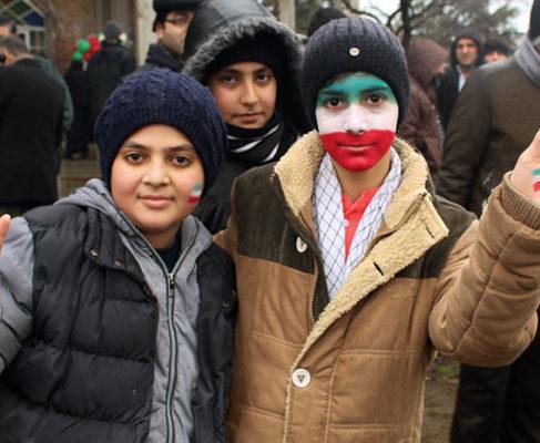 گزارش تصویری از تجدید بیعت مردم انزلی به آرمان های امام و رهبری