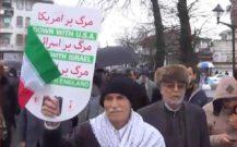 تجدید بیعت مردم انزلی با آرمان های امام و رهبری