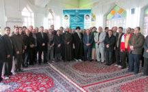 گزارش تصویری / دیدار مسئولان شهرستان با امام جمعه بندرانزلی