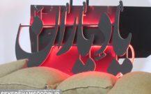 گزارش تصویری/یادواره ۱۰۲شهید والامقام منطقه آزادانزلی