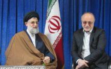 گزارش ویژه تصویری/حضور استاندار گیلان در انزلی و دیدار با امام جمعه