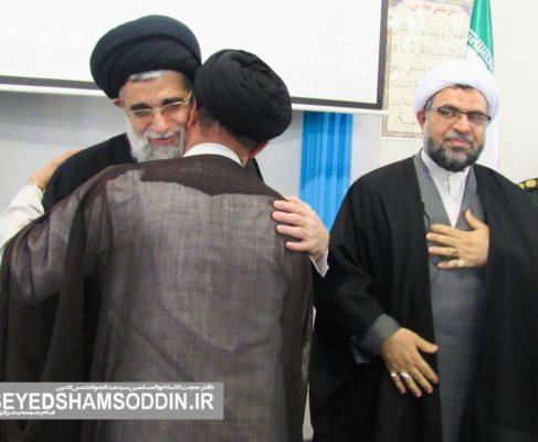 گزارش تصویری/ مراسم تودیع و معارفه رئیس دفتر نماینده ولی فقیه سپاه ناحیه بندرانزلی