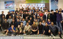 گزارش تصویری/ آخرین روز اعتکاف در مصلی بندرانزلی