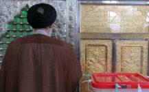 بازدید امام جمعه انزلی از شعب صندوق های رای شهرستان و ستاد برگزاری انتخابات انزلی