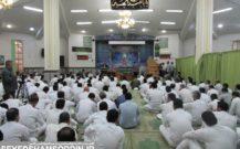 گزارش تصویری / محفل انس با قرآن کریم در منطقه چهارم دریایی نداجا