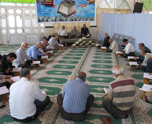 گزارش تصویری/بازدید امام جمعه از مساجد گلشن،امام سجاد و امام زاده صالح