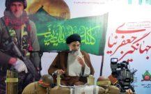 گزارش تصویری/ اولین سالگرد فاتح نوبل الزهرا ، شهید مدافع حرم جعفری نیا در بندر انزلی