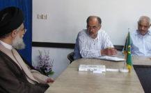 جمعی از نانوایان انزلی در دیدار با امام جمعه خواستار رسیدگی به مشکلاتشان شدند