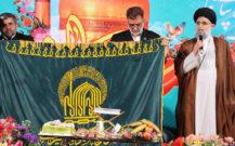 گزارش تصویری/ جشن بزرگ میلاد حضرت رضا(ع) با حضور سفیران رضوی در انزلی