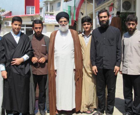 گزارش تصویری / مراسم آغاز سال تحصیلی حوزه علمیه قائمیه انزلی