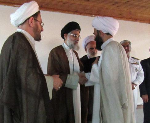 گزارش تصویری/ مراسم تودیع و معارفه رییس سازمان تبلیغات اسلامی شهرستان انزلی