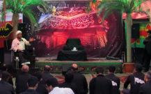 گزارش تصویری / حضور امام جمعه انزلی در هیات های مذهبی شهرستان