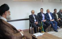 گزارش تصویری / دیدار عمومی آحاد مردم با امام جمعه بندرانزلی(۱)
