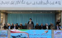 نیروی دریایی مایه افتخار ایران اسلامی است