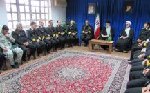 نیروی دریایی برای کشور و نیروهای مسلح مایهی آبرو و عزت است