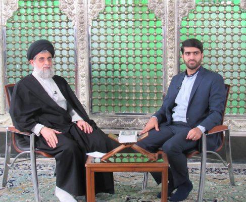 امام جمعه بندرانزلی در برنامه کوی دوست شبکه باران
