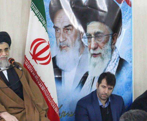 گزارش تصویری / دیدار روسای ادارات شهرستان با امام جمعه بندرانزلی