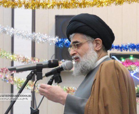 گزارش تصویری از جشن انقلاب در مساجد روستایی بندرانزلی