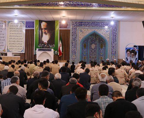 گزارش تصویری از ارتحال امام خمینی در مصلی بزرگ انزلی