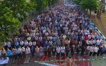 گزارش تصویری نماز باشکوه عید سعید فطر در بندرانزلی(۲)