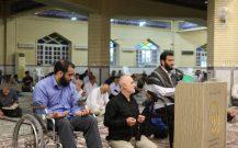 مراسم پر فضیلت عرفه در مصلی بندر انزلی + تصاویر