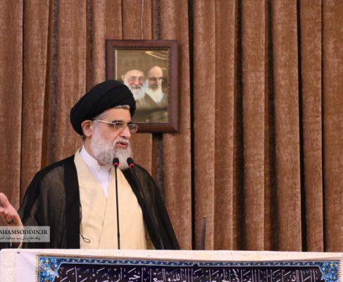 غدیر روز تعیین ضابطه حاکمیت نظام اسلامی است