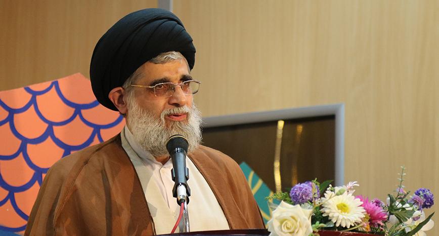 فرهنگ اسلامی ایرانی باید با زبان داستان به مجامع دیگر صادر شود+ تصاویر//