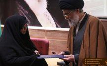 جشن میلاد حضرت زهرا(س) و گرامیداشت روز زن در اداره کل گمرک گیلان برگزار شد+ تصاویر//