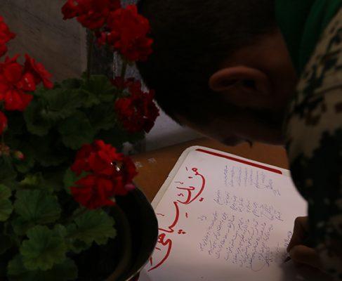 """کمپین """"من یک سپاهیام"""" در نماز جمعه بندر انزلی برگزار شد+ تصاویر//"""