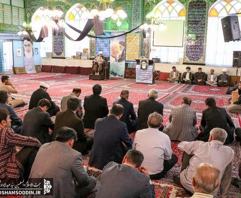 مراسم گرامیداشت سی امین سالگرد ارتحال امام خمینی (ره) در بندرانزلی+تصاویر