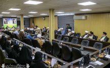 جلسه حلقه استادیاران شجره طیبه صالحین سپاه قدس گیلان+تصاویر