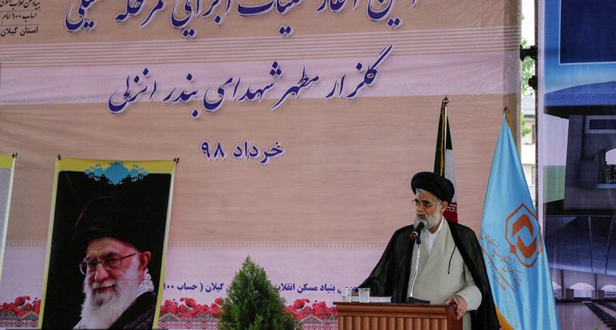 جمهوری اسلامی ایران یک نظام بسیار مقتدر با پشتوانه قوی مردمی است