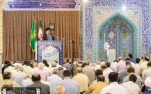 نماز جمعه طی چهل سال جایگاه ویژه ای در پیشبرد اهداف و آرمان های نظام اسلامی داشته است