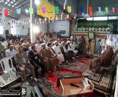 گزارش تصویری/ همایش بزرگداشت امامزادگان در بقعه متبرکه آقا سید محمد نجفی
