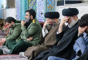 مراسم بزرگداشت یاد و خاطره سردار شهید سپهبد حاج قاسم سلیمانی در مسجد جامع بندرانزلی