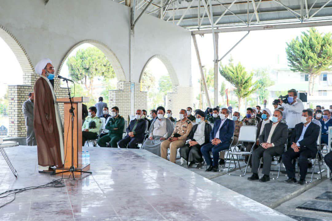 مراسم گرامیداشت جانباز شهیده حاجیه خانم طاهره صیاد ناهد