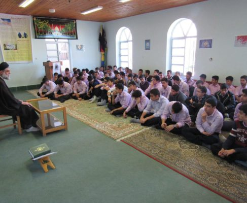 گزارش تصویری / حضور در مدرسه فردوسی شهرستان بندرانزلی