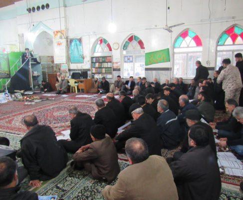 گزارش تصویری / حضور یک روزه امام جمعه بندرانزلی در روستا آبکنار