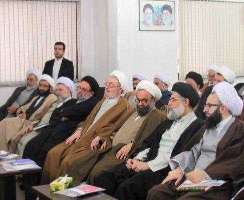 گزارش تصویری / سومین اجلاس ائمه جمعه استان گیلان در لنگرود