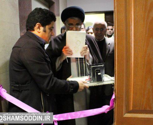 گزارش تصویری / آیین افتتاح سه پروژه عمرانی در انزلی