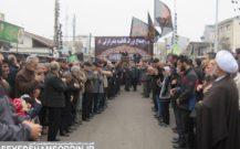 گزارش تصویری / اجتماع بزرگ فاطمیه در بندرانزلی